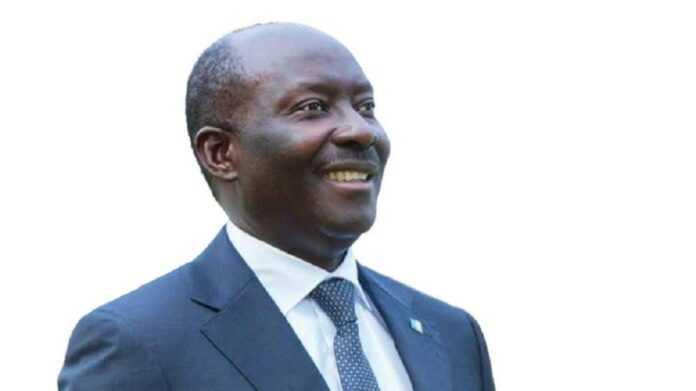 Henri Claude Oyima à la tête du conseil d'administration — BVMAC